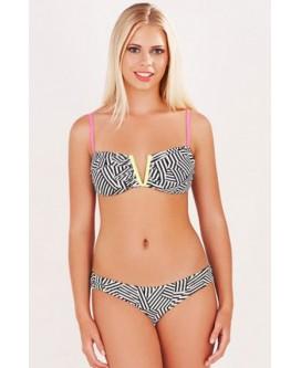 V-bandeau Bikiniöverdel Monica
