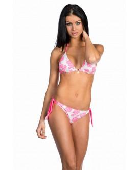 Lightrose Bikini Top Rosa